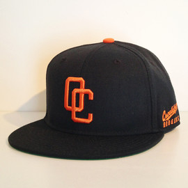 "BBP, O.C. - O.C. x BBP ""Time′s Up"" Baseball Cap"