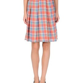 BOY. by BAND OF OUTSIDERS - BOY. by BAND OF OUTSIDERS - Madras Skirt