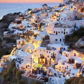 LOVE♥Greece - Oia, Santorini, Greece