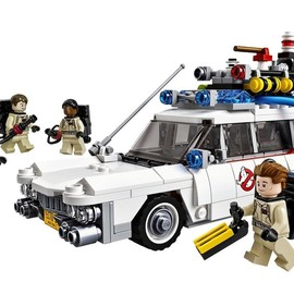 LEGO - GHOST BUSTERS