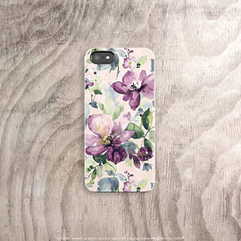 bycsera - iPhone 6 Case Floral Fall iPhone Cases Autumn iPhone Cases Fall Color Trends 2015 iPhone 6 Case