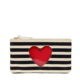 MOSCHINO - Moschino Cheap & Chic Sailor Chic Pouch