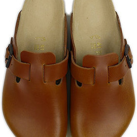 BIRKENSTOCK - Boston hunter tan