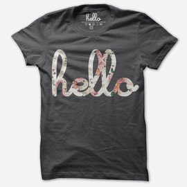 Hello Apparel - Hello Floral T-Shirt