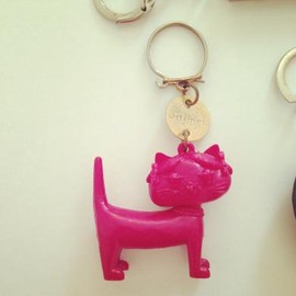 mignonne - Antique Key Chain