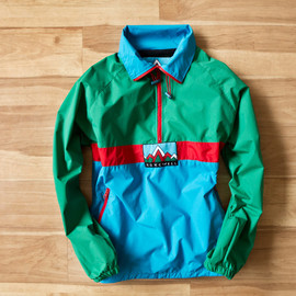 Rockwell by Parra - Rockwell by Parra 2014 Spring/Summer Nylon Windbreaker
