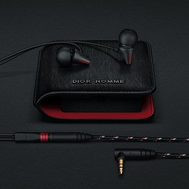 Dior Homme, Sennheiser - Earphone