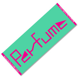 Perfume - Perfume 4th Tour in DOME 「LEVEL3」 Towel