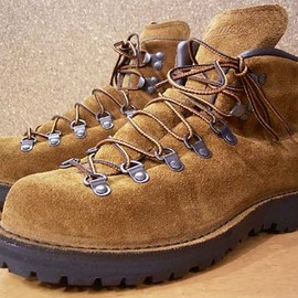 Danner - Mountain Light Suede