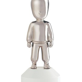 LLADRO, Jaime Hayon - The Silver Guest Figurine (Small Model)