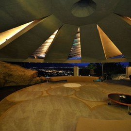 John Lautner - The Erold House, LA