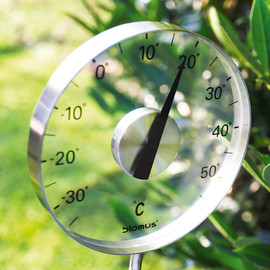 Blomus - Thermometer on Stake Celsius