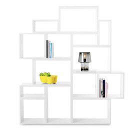 JDS Architects, Muuto - Stacked Shelf System – Open back
