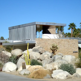 Richard Neutra - Palm Springs House, California