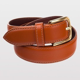 American Apparel - Unisex Basic Leather Belt