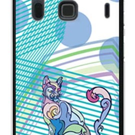 SECOND SKIN - ivy 「Cat」 (ソフトTPUクリア) / for ARROWS NX F-06E/docomo