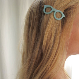 glasses hair clip