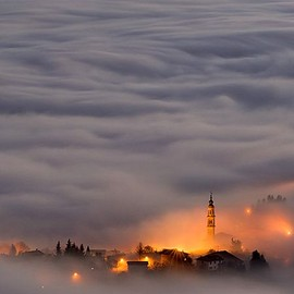 Conco, Italy - The Land of Fairy Tales..