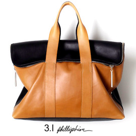 3.1 PHILLIP LIM '31 Hour' leather backpack