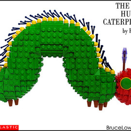 LEGO - LEGO The Very Hungry Caterpillar