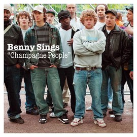 Benny Sings - Champagne People