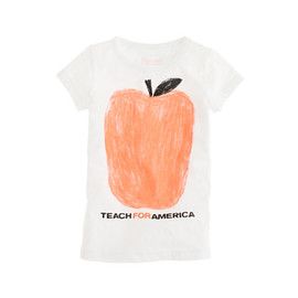 crewcuts - Kids' Teach For America tee
