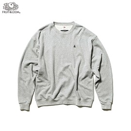 SOPHNET., FRUIT OF THE LOOM® - FRUIT OF THE LOOM® CREW NECK SWEAT