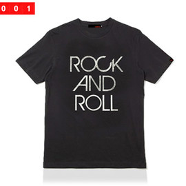 RO69 - ROCK AND ROLL (BLACK)