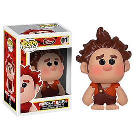 Funko - Wreck It Ralph POP!s