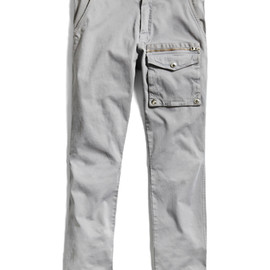 Michael Bastian - Snap Zip Cargo Pants