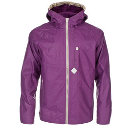 Paul Smith - Purple Hooded Cagoule Jacket