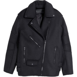 Alexander Wang x H&M - Wool-blend Biker Jacket