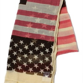 casselini  - Stars and Stripes stole