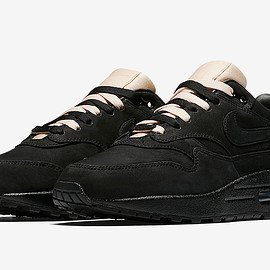 NIKE - Air Max 1 MS - Black/Black/Tan?