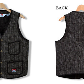 BEN DAVIS - Browns Beach Vest