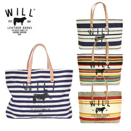 WILL LEATHER GOODS - NAUTICAL CARRY ALL