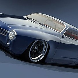 Volkswagen - KarmannGhia ChopTop