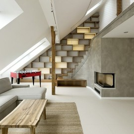 A1 Architects - The Rounded Loft