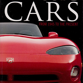 Classic Cars From 1945 To The Present - Book by Michael Bowler