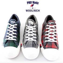 Pro Keds - Woolrich x Pro Keds Royal Master DK   Hunting Plaid Pack