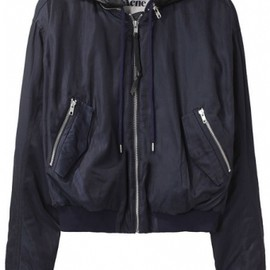 acne - Halebop Sateen Jacket