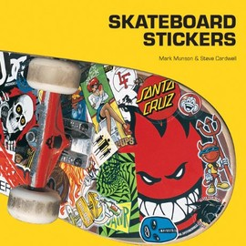 Laurence King Publishers - Skateboard Stickers