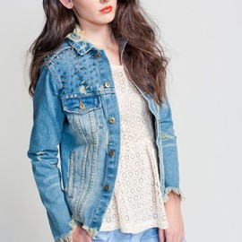 UNIF - UNIF Americana Denim Jacket