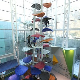 Luckey - Gyeonggi Children's Museum Climbing Gym