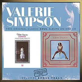 Valerie Simpson(ヴァレリー・シンプソン) - Exposed / Valerie Simpson