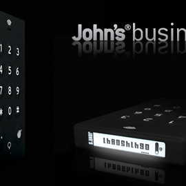John's Phone - Business