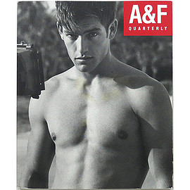 Bruce Weber (写真) ブルース・ウェーバー - A&F Quarterly Issue 28 Back To School 2010