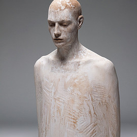 bruno walpoth - Wooden Sculpture