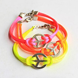 julyjoy - Peace Friendship Bracelet