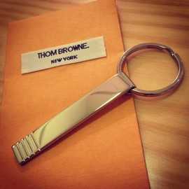 THOM BROWNE - Key Ring